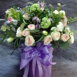 Букет «Свадебный шик»